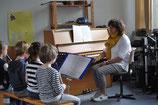 Blockflöten-AG für Klasse 3