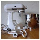 Kitchenaid Artisan white