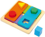 color shape sorter