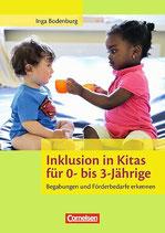 Inklusion in Kitas für 0- bis 3-Jährige