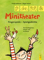 Minitheater Fingerspiele - Spielgedichte