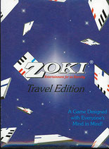 The universal game - ZOKI - Travel Edition