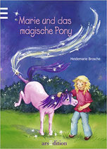 Marie und das magische Pony: Eine Mädchen-Fußball-Pony-Geschichte