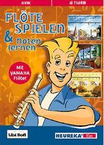 Flöte spielen & Noten lernen