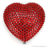 Sigma Heart Shaped Mirror - Some Like it Hot