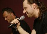 "Acoustic Duo Jazz/Soul/Funk Cover ""Steven Morrys Acoustic Duo"" Konzert (Gesang/E-Gitarre)"