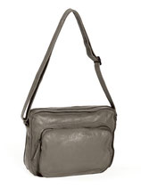 San Telmo Bag - Washed Buffalo Leather Deep Turquoise