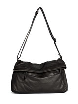 Brasilia Bag - Washed Buffalo Leather
