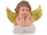 Engel met gouden vleugels, Lamp (T)