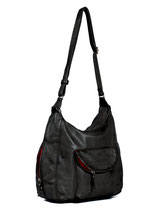 Mendoza Bag - Washed Buffalo Leather (Anthracite)