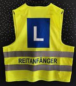 "Warnweste ""Löli"" - Reitanfänger"