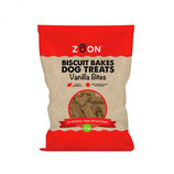 Zoon Biscuit Bakes Strawberry Hearties Dog Treats (150g)
