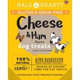 Zoon Hale & Hearty Ham & Cheese Grain Free (150g)