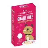 Zoon Hale & Hearty Turkey & Cranberry Grain Free (320g)