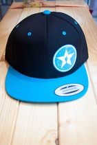 "snapback cap ""the caribbean one"""