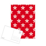 """postkarte """"star"""""""