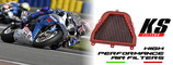 PROMO FILTRE RACING KS FILTER