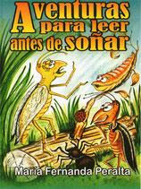 """Libro formato PDF  (agotada edición libro)""""AVENTURAS PARA LEER ANTES DE SOÑAR"""" I"""