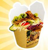 Salatbox Mit Döner