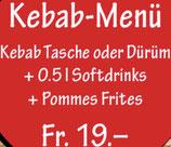 Kebab Menü