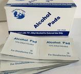 Lingette alcool x 100