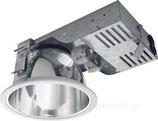 Einbauleuchte für Kompaktleuchtstofflampen