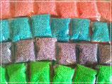 Arroz de colores en bolsa autocierre