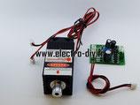 Laser  500MW longueur d'onde 405NM