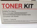 Compatible Premium Epson C13S050437 / 0437 - Toner noir