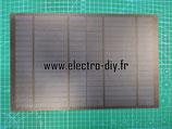 Panneau solaire rigide 18v 10w