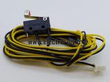 Micro switch  levier à roulette câblé