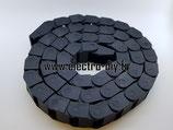 Chaîne porte-câbles 10 x 15 x 1000 mm