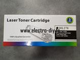 Cartouche compatible Laser CE278A/78A NOIR