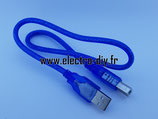 Câble USB 0.50 ml