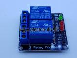 Carte interface 2 relais pour RASPBERRY