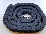 Chaîne porte-câbles 10x10 x 1000 mm