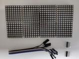 Module d'affichage 8 carrés leds Raspberry