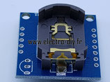 Module horloge I2C DS 1307
