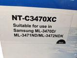 Compatible Premium Samsung MLD3470BEUR - Toner noir
