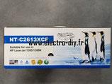 Cartouche compatible Laser HP Q2613X