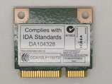 Mini PCI-Express Card WLAN sans fil WIFI Toshiba Satellite C70