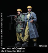 RDM35028 Lions of Cassino