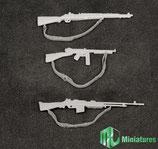 MJEZ35003 1/35 Weapon Sling Set.1 for WW2 U.S ARMY