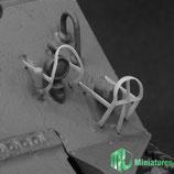 MJEZ35004 1/35 WW2 US Sherman Light Guard set