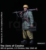 RDM35027 Lions of Cassino