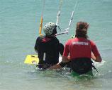 weekeind intensief les aan het Ijsselmeer ::: Beginners en Intermediate