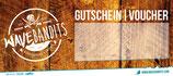 Geschenk Gutschein für Kurse & Miete bei waveBandits