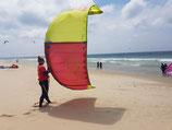 Kiten für Kids, Wochenendkurs