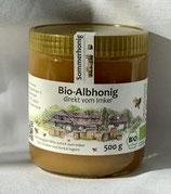 Bio-Albhonig Sommerhonig, 500 g