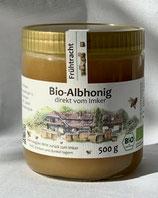 Bio-Albhonig Frühtracht, 500 g